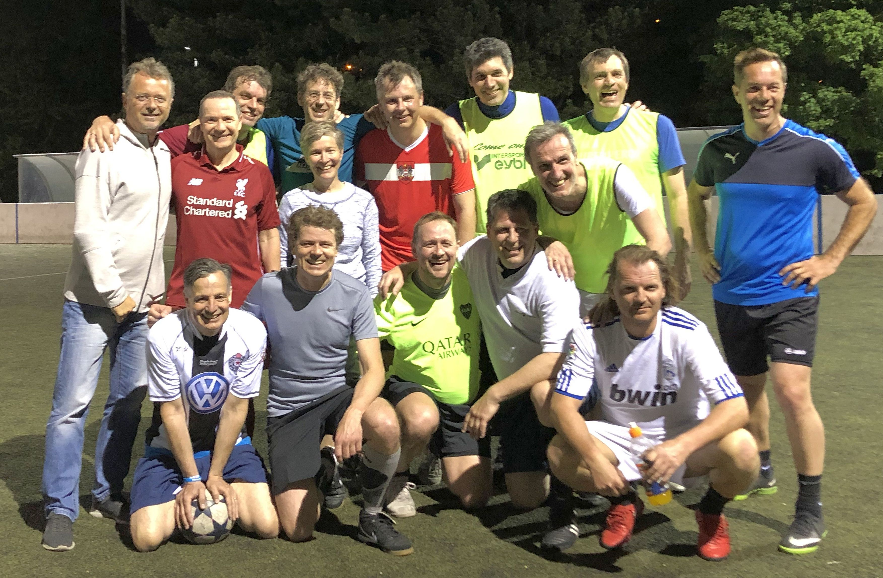 WU Alumni Fußball-Charter